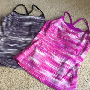Old Navy active wear tops